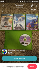 Original Xbox Games in Perry, Georgia