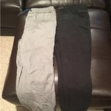 gray aeropostale joggers in Bolingbrook, Illinois