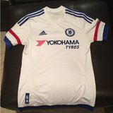 Adidas Chelsea soccer jersey in Plainfield, Illinois