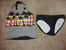 Girls size 7/8 tankini in Fort Benning, Georgia