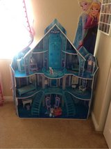 Frozen Doll House with toys in Oceanside, California