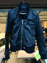 Members Only leather jacket-was $600!!!! in Plainfield, Illinois