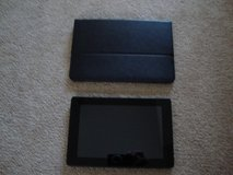 Amazon Kindle Fire 3rd Generation 8GB Tablet (7 inch display) includes case in Algonquin, Illinois