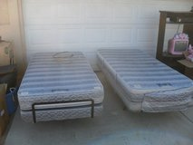 $$  2 x Twin Electric Beds  $$ in 29 Palms, California