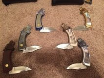 Franklin Mint Wolf Head Knives - Set of 6 in Tampa, Florida
