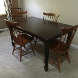 Dining Table Only (chairs NOT included) in Oswego, Illinois