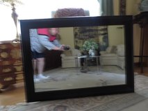 BEAUTIFUL  Wood Framed Beveled Mirror   NEW in Naperville, Illinois