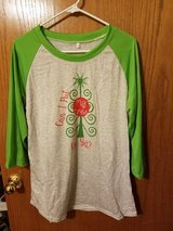 Can I put my tree up shirt xl/1x in Lawton, Oklahoma