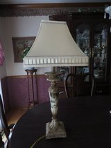 NICE!  Table Lamp with Heavy Base  LAST CALL!!! in Plainfield, Illinois