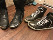 MOTORCYCLE BOOTS in Camp Pendleton, California