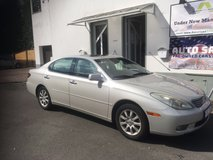 "2003 Lexus ES300 V6 AUTOMATIC ""US Specs"" Leather A/C Alloys New Service New TÜV Top Value Price!! in Ramstein, Germany"