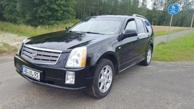 Cadillac SRX 2005 V8 AWD SPORT LUXURY,NAVI,DVD,LPG in Bamberg, Germany