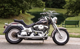 2015 Harley Fatboy 15th anniversary edition in Fort Lee, Virginia