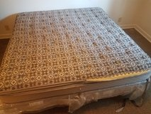 Free Cal King Bed in Fort Campbell, Kentucky