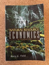 Book: Natural Resource Economics in Stuttgart, GE
