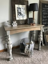 Rustic Chic Console Table in Plainfield, Illinois