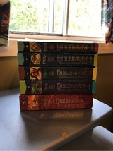 Set of 5 Softcover Fablehaven books by Brandon Mull Series Fabelhaven Book1-5 in Bartlett, Illinois