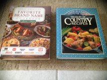 2 Cook Books in Camp Lejeune, North Carolina