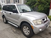 2003 Mitsubishi Montero 4WD Only 84k Miles! in Providence, Rhode Island
