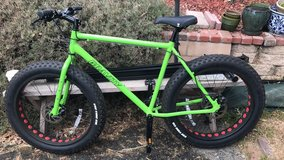 """Gravity Fat Tire 21"""" Bicycle in Oceanside, California"""