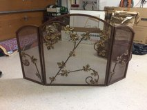 Decorative Fire Screen in Spring, Texas