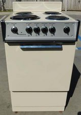 """STOVE- HOTPOINT 21"""" ELECTRIC WITH WARRANTY(FINANCING) in Camp Pendleton, California"""