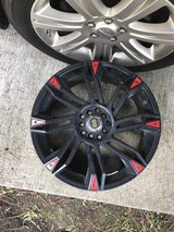 "18"" Enkei Performance Rims in Hinesville, Georgia"