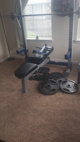Fitness Gear 2017 Weight Setup in Hampton, Virginia