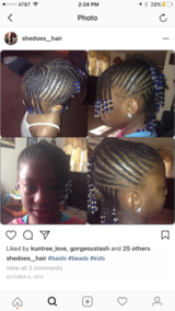 Sew Ins, Braids and Much More in Saint Petersburg, Florida