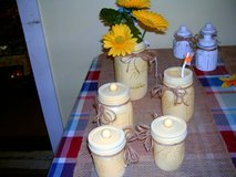 Cute jar sets at great prices in Fort Polk, Louisiana