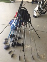 US Kids Golf Clubs 9-12 year old Tour Series Set in Oceanside, California