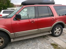 2003 Ford Expedition Eddie Bauer in Ramstein, Germany