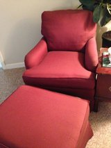 Chair with ottoman in Perry, Georgia