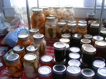 jams,jellies,pickles and more in DeRidder, Louisiana