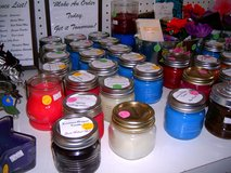 Candles galore in DeRidder, Louisiana