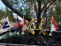 Car Flags and Sports Magnets in Naperville, Illinois