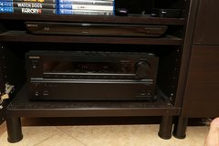 7.2 Home Theater Audio Visual Receiver Onkyo in Nellis AFB, Nevada