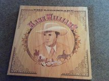Hank Williams box set. in Lakenheath, UK