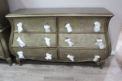 Golden Dresser in Spring, Texas