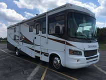 Low Miles! 2009 35 ft. Georgetown Class A Motorhome in Yorkville, Illinois