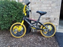"12"" Bumblee Bike in Yorkville, Illinois"