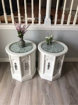 pair of side tables in Fort Carson, Colorado