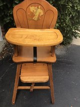 Antique High Chair in Chicago, Illinois