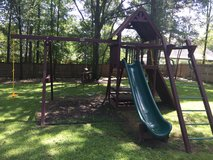 Happy Backyard Supreme Fort playground in Dothan, Alabama