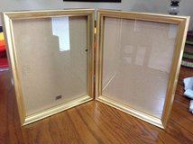 Quality gold 8x10 double frame in Alamogordo, New Mexico