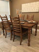 Dining table with 8 chairs in Fort Campbell, Kentucky