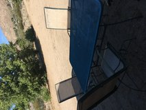 Yard table with chairs in 29 Palms, California