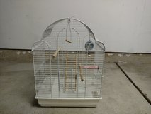 Bird cage in Bartlett, Illinois