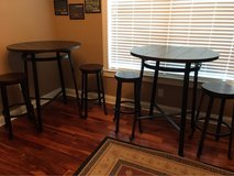 Ashley Bar Table w/ 2 stools--2 sets in Lexington, Kentucky