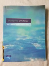 Contemporary Climatology (2nd Edition) in Schaumburg, Illinois